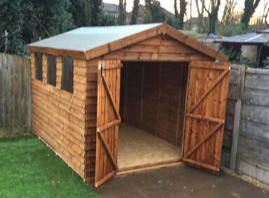 Secure Sheds Bickershaw