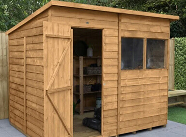 Sheds New Moston