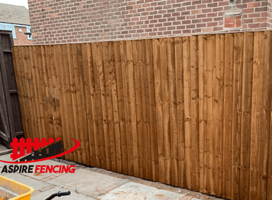 All Wood Fencing Peel Green