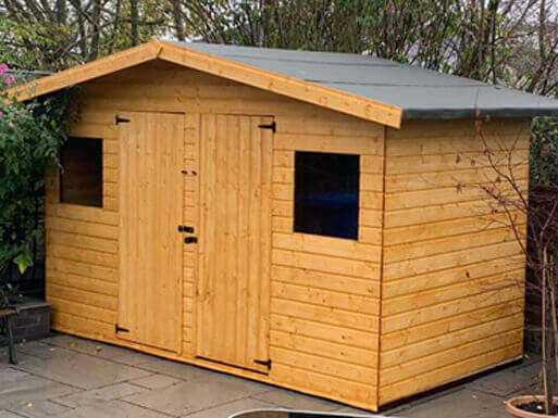 Garden Sheds in Kearsley