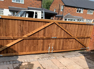 Driveway Gates Ashton-in-Makerfield