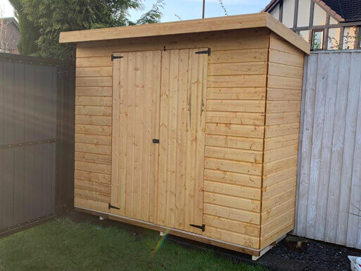 Park Bridge Garden Sheds
