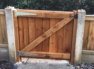 Small Gate Baguley